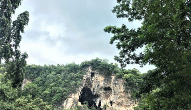 cave near Pattaya