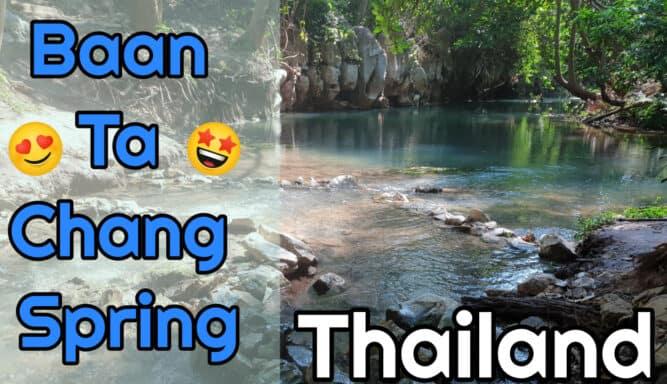 Baan Tha Chang Spring